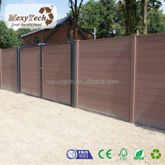 composite fence panels composite fence panels suppliers and at alibabacom - Composite Fencing
