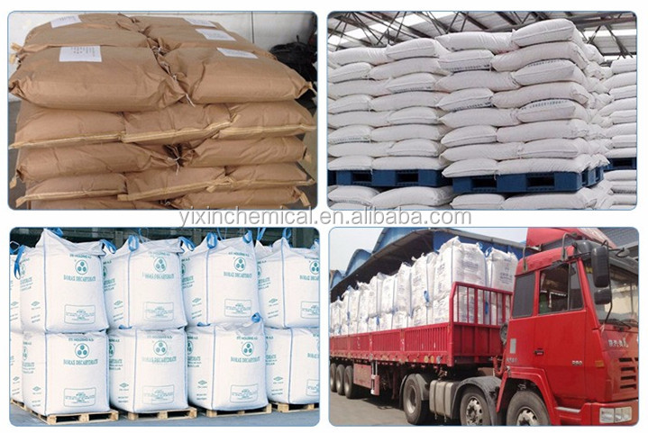 Yixin formula for barium carbonate for business used in ceramic glazes and cement-4