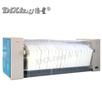 Shanghai 2500mm 2800mm 3000mm single-roller flatwork ironer machine for dyeing and finishing industry for sale For hote