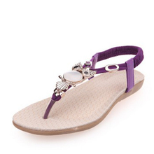 HYD02 summer fashion plastic low price ladies flat sandals shoes