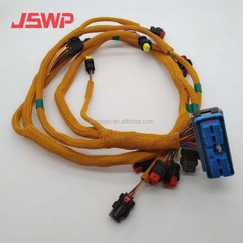 Awe Inspiring Engine Wiring Harness 296 4617 For Caterpillar Cat 320D C6 4 Wiring Digital Resources Honesemecshebarightsorg