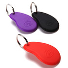 Custom Silicone decorations gift for key chain