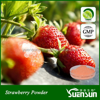 Hot Selling Strawberry Flavor Powder in Stock