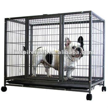 heavy duty dog kennels with wheels