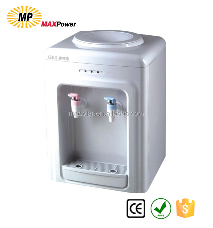 Desktop Drinking Water Cooler Electronic hot and cold floor standing water dispenser