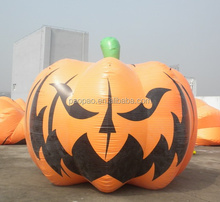 Halloween decorative inflatable pumpkin