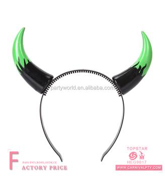 Maleficent Devils Ears Green Horn Headband Party Maleficent Headpiece Buy Maleficent Headband Devil Ears Headband Maleficent Headpiece Product On