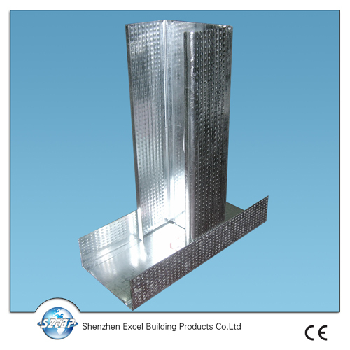 Drywall Partition Metal Stud Gypsum Board Metal Structure