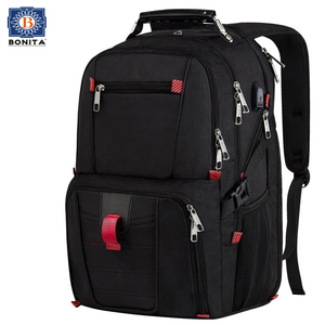 Functional Bagpack Laptop Backpack With usb Charging Port Notebook Backpack pc Computer Bag