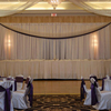 Newly Pipe and Drape System, Hall Decorations Wedding Backdrop