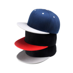 Fashion oem snap back caps snapback custom
