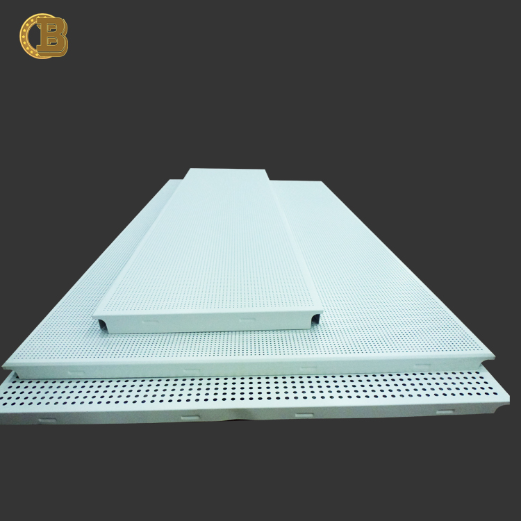 Decorative Metal ceiling systems/aluminum ceiling panel supply