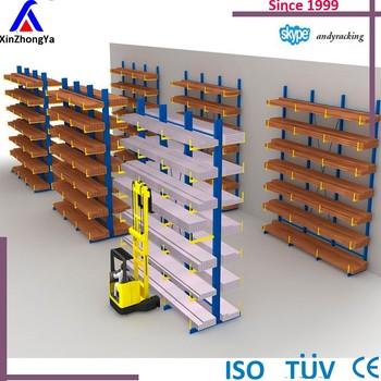 Warehouse Pipe Storage System,steel Tube Storage Rack,lumber Storage Racks