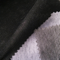 Line Stitched Non woven Fusible Interlining for Waists