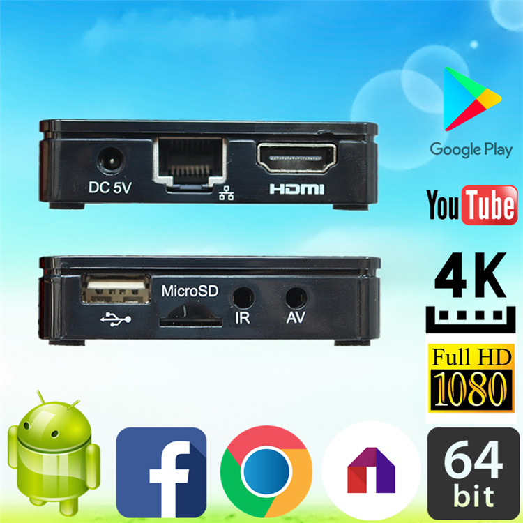 2017 Dragonworth New Brand TVIP S805 1G8G Linux android dual OS download hindi song video with high quality Quad core TV box