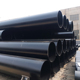 API5L PSL2 X60M X65M LSAW Welded Fluid Line Pipe LSAW Steel pipe/Water Supply Pipe