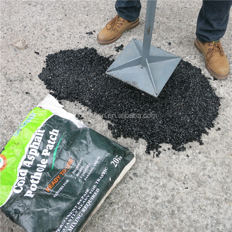 Asphalt Cold Patch In Bags Ready To Use Mix Pothole Repair Product On Alibaba