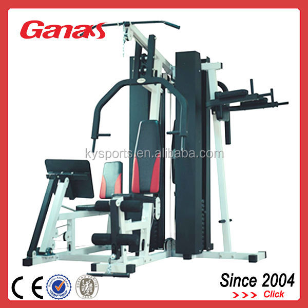 2017 Hot Selling 5 Multi-function Station KY-3012 Gym Fitness Equipment