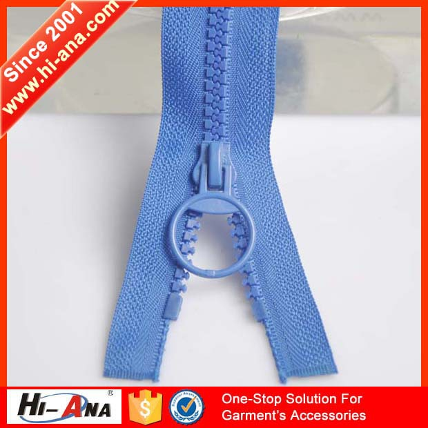 Top quality control All kinds of accessory heavy duty plastic zipper