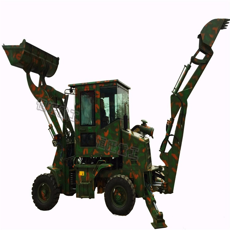 Factory price mini tractor top 10 backhoe loader for sale
