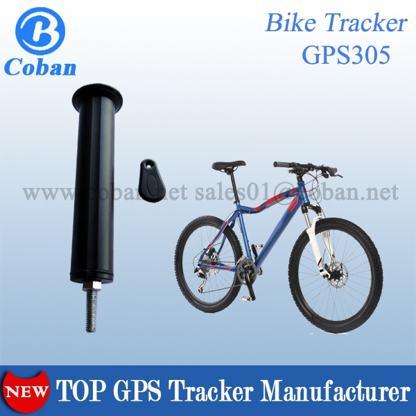 b83a4de44 Bicycle Bike GPS Tracker gps305, gps for bycicles ,GPS locator /localizador  305 ant thief gps tracking device with sleep mode