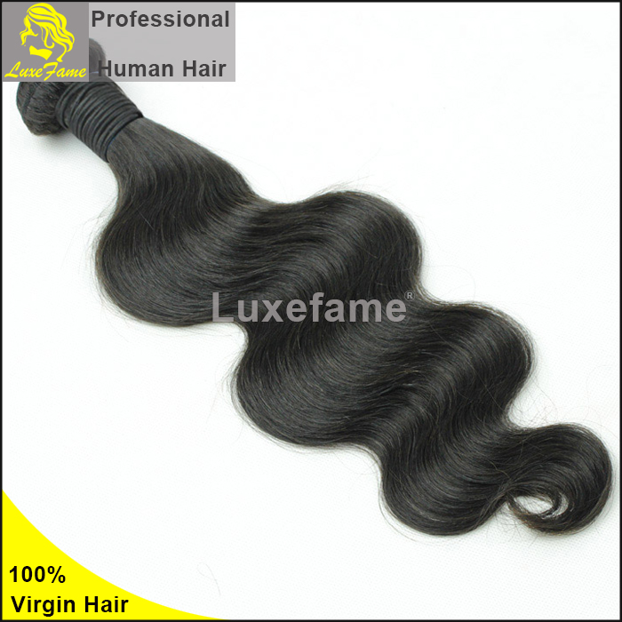 Luxefame 2016 wholesale cheap bundles hotsale human hair product cheap brazilian body wave