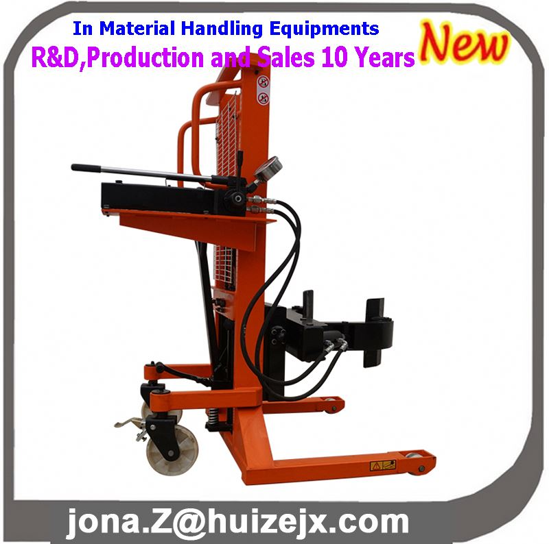 400kg 1600mm paper roll material handling equipments For the warehouse