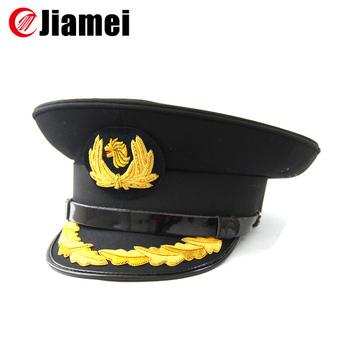 Airline Black Wings Logo Pilot Hat - Buy Pilot Hat 7ff8f200957