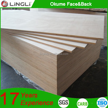 wholesale WBP grade waterproof 18mm marine plywood board