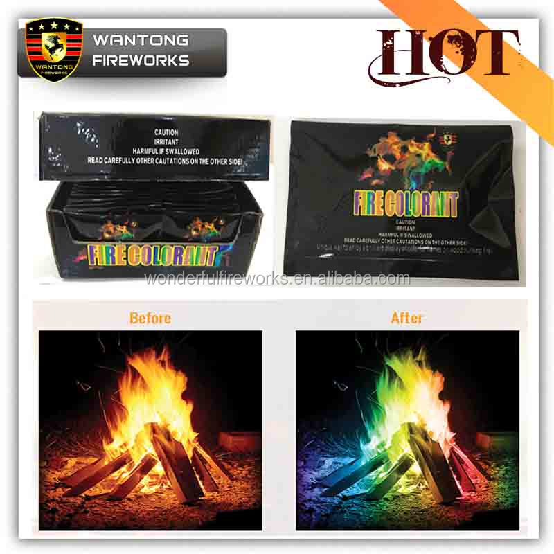 China factory provide direct Fire Mystical, colorant flame