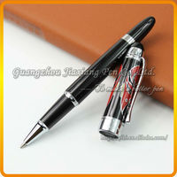 JHR-Y755 new fashion bic custom pen metal for promotion