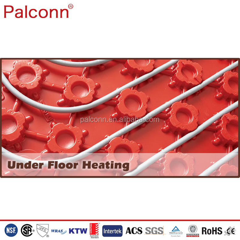 WATERPEX PEX Pipe and Fittings for Underfloor Heating and Potable Water Australia