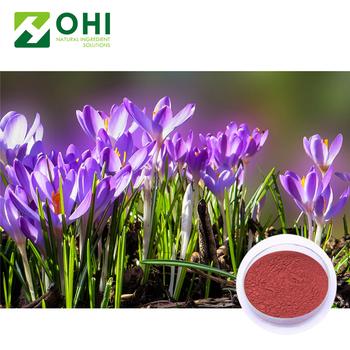 China Manufacturer 100 Pure Saffron Extract Slimming Saffron Pe