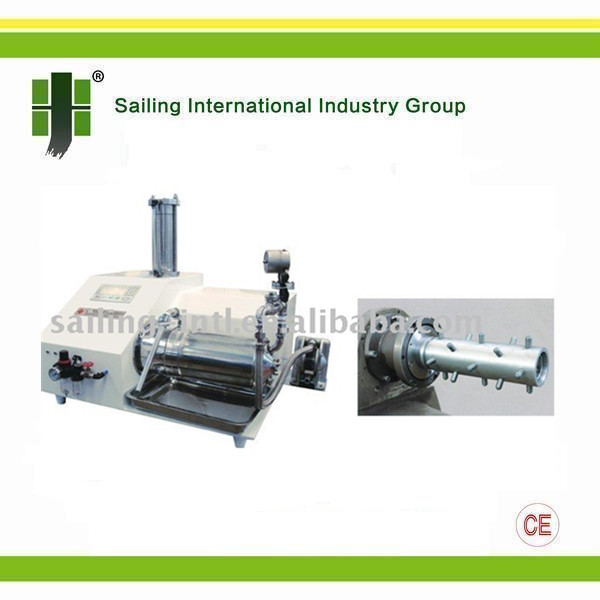 FSW-2 Laboratory Horizontal Sand Mill