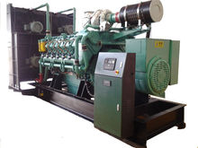 Googol Brand Natural Gas / Biogas Standby 550kW Gas Generator