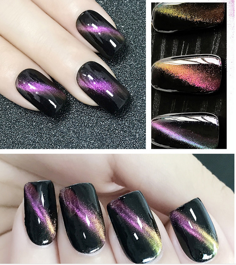 3d Cat Eyes Gel,Magic Gel Polish,Aoyo Uv Gel Nail Polish High ...