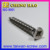 For Wood Hex Head Flat Head Stainless Steel Self Tapping Screw