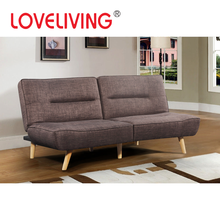 Loveliving Wholesale American Style Fabric Sofa Bed