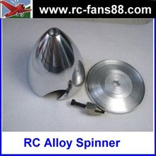 "RC Die-casting Aluminum 3.75""/95MM Spinner for RC Airplane"