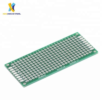 3x7cm 30x70mm FR-4 Double Side Tin Plating Prototype PCB Universal Circuit Board for Diy Kit