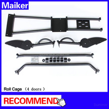 Roll Cage (4 doors) for Jeep Wrangler JK 07+ roll cage kits for jeep parts