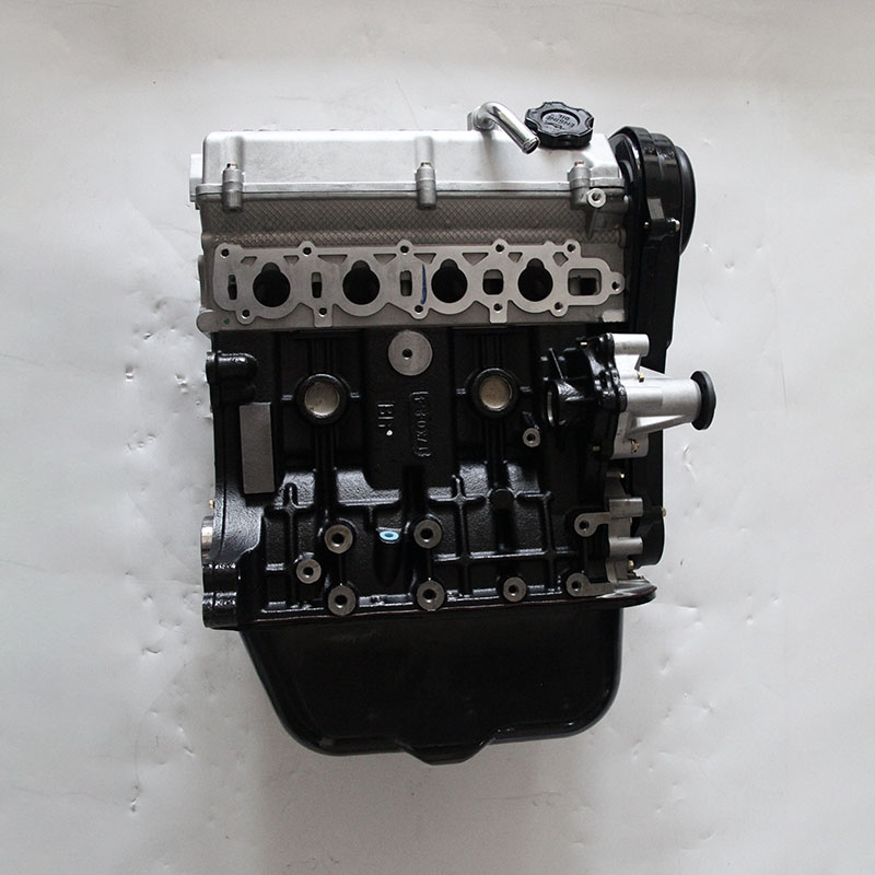 4 Cylinder 1.3L Aluminum CG12 bare engine assembly for SHINERAY Haice, Jinbei, X30,X30L