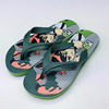 2018 Cheap footwear designs slippers fashion flip flops custom kid's shoes