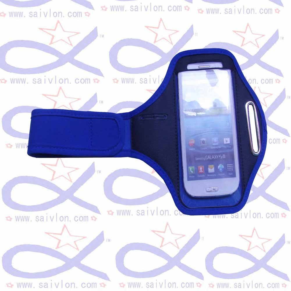 Gym Running Jogging Sports Armband Exercise Workout Holder Case Cover for Phone
