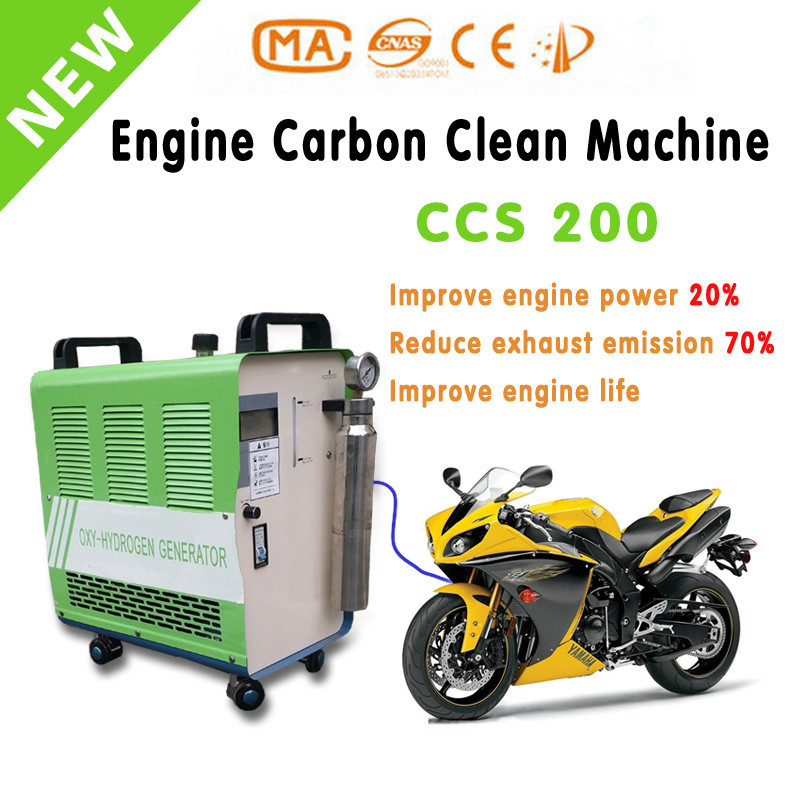 CE ISO9001 approved okay energy HHO Gas generation for Motorcycles/Motorbikes/Scooters carbon cleaning, engine care products
