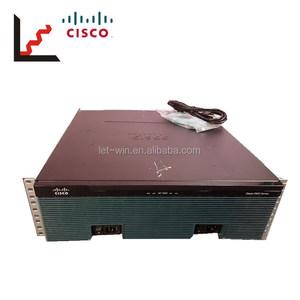 CISCO3925E/K9 Cisco 3925 Router with 4 onboard GE w/ VWIC3-2MFT-T1/E1 Module