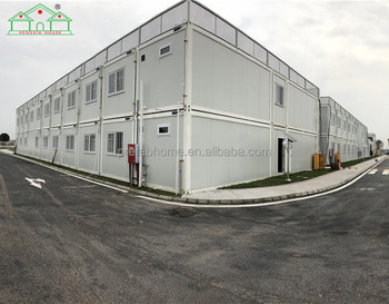 Recyclable Labor Camp Container, perfabricated labor camp
