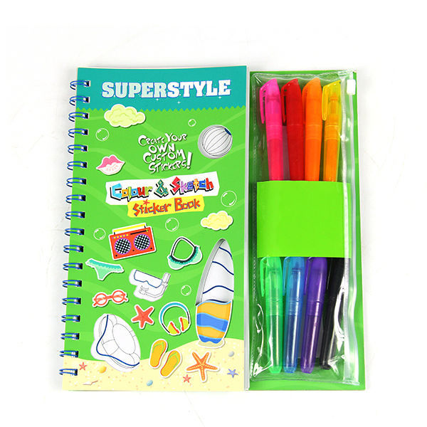 Mini Customized Story Color Filling Book,Kid Story Color Filling ...