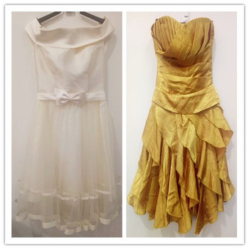 a90d647b3a4 guangzhou second hand ladies evening dresses factory used cocktail party  dresses