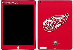 NHL Detroit Red Wings iPad Air Skin - Detroit Red Wings Solid Background Vinyl Decal Skin For Your iPad Air